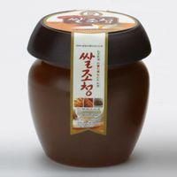 Changpyeong Rice Jocheong (Korean Traditional Grain Syrup) 500g