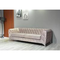 Glamorous Velvet Sofa Couch thumbnail image