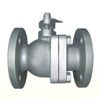 BS Cast Iron Ball Valve