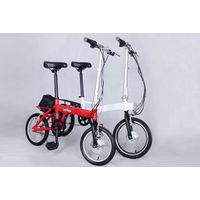 Customized folding electric bicycle E-bike ebikes