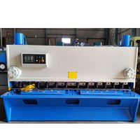 QC11Y Hydraulic Shearing Machine thumbnail image