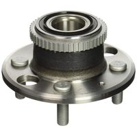 Rear Wheel Hub Bearing Assembly - Cross Reference: Timken 513105 / Moog 513105 / SKF BR930113