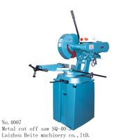 220V/380V electric power metal pipe cutting machine