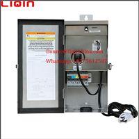 300 watt 12v multi tap low voltage landscape lighting transformer thumbnail image
