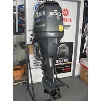 Used 2004 Yamaha F100 FOURSTROKE Outboard Motor