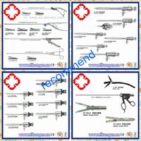 Laparoscopic graspers/forceps/surgical instruments/made in china