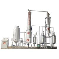 FS-HDM Series  Waste Lubricating Oil Distillation Plant
