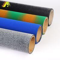 Korea Quality Heat Transfer Flock Vinyl 3D 48 color flock HTV roll or sheet for clothing 50CM25M thumbnail image