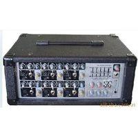 6 channel portable amplifier BA-6200 thumbnail image