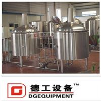 500L craft beer brewing equipment thumbnail image