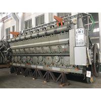 power plant diesel engine STX-MAN18V32/40
