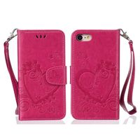 Printing Leather Phone Case Wallet Cover