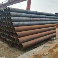 Chilly Water Pipe Line in Spiral Welded Steel Pipe thumbnail image