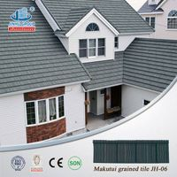 SONCAP CE ISO stone coated roofing tiles