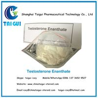 Factory Supply Anabolic Steroid Hormone Powder Testosterone Enanthate