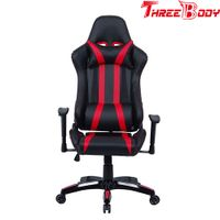 Gaming chair ergonomic design Multi-function Competitive Office Chair(red) thumbnail image