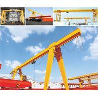 Single girder gantry crane thumbnail image