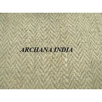 Herringbone Woolen Fabric Cloth
