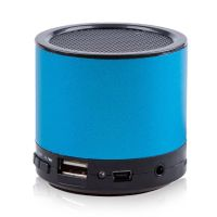 Mini metal Bluetooth speaker