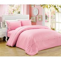 Solid Color Healthy Bedding Set Duvet Cover Set thumbnail image