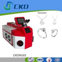 Table top Mini jewelry laser welding machine factory from China