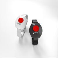 Waterproof Wireless Wrist Panic Button for Emergency Sos Alarm