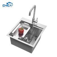 Hand Made Stainless Steel Sink thumbnail image