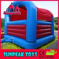 BO-420 Sunpeak Factory Air Bouncer Inflatable Trampoline thumbnail image
