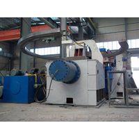angle roller machine