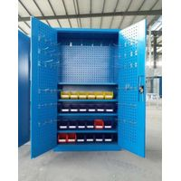 Steel Tool Cabinet Workshop Storage Filing Cabinet