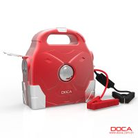 DOCA D-G600 support power with 75000mAh electricity