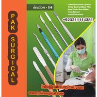 Cement instruments ,spatulas Knives ,bone curettes & files Bone Chisels , Bone Mallets Crown Remove thumbnail image
