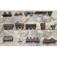 VSI wear parts , tungsten tips