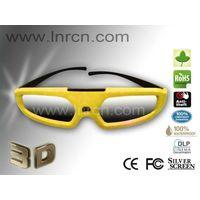 universal 3d shutter glasses for tv