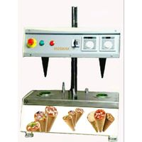 PIZZA CONE Maker machine 2 cones
