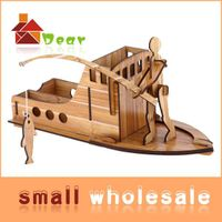 China wholesale 3D new and cheap health handheld puzzle games
