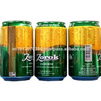 Zorok Beer in Tin can 330ml