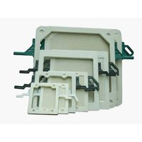 Filter plate and frame for general press filtration