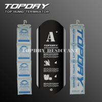 TOPDRY Calcium Chloride Desiccant For Container thumbnail image