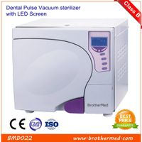 Pulsating Vacuum sterilizer with LED Screen thumbnail image