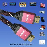 Braid HDMI Cable1.4 thumbnail image