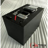 Matrix Electric motorcycle battery 72v 30Ah 2000w 3000w Lithium ion battery with built-in BMS thumbnail image