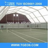 2013 OUTDOOR SPORTS EXHIBITION/TRADE SHOW/EVENT POLYGON TENT/MARQUEE WITH SIDEWALL