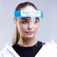 Wholesale manufacturer in stocks anti-dust anti-fog protective face visor thumbnail image