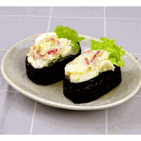 Seafood salad with mayonnaise sauce (Frozen) thumbnail image