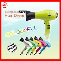 2017 HOT SELLING Professional DC Motor Hair Dryer with Consentrator/Diffuser