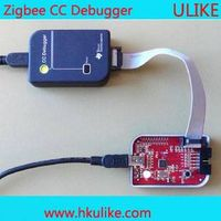 CC Debugger Zigbee emulator CC2530/cc2540 support online upgrade TI burner