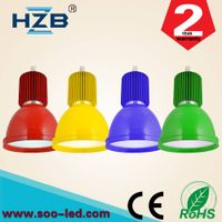 multi color 30w led high bay light