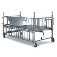 single manual crank baby bed thumbnail image