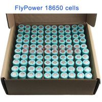 3.7V 2200mAh 18650 Lithium Ion Battery Cell (FLC-18650-2200) thumbnail image